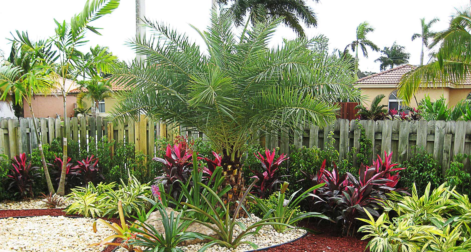 Beautiful South Florida Landscaping